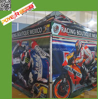 Outdoor racing canopy tent wholesale