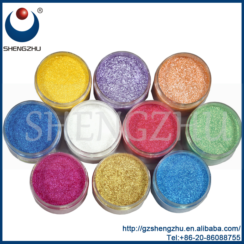 Alibaba VIP China Supplier SZR881 20-125 micron Pink synthetic mica diamond pearl pigments, coating pigment