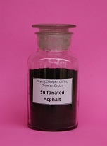 High quality drilling fluids Water based mud shale inhibitor Sulfonated Asphalt SAS