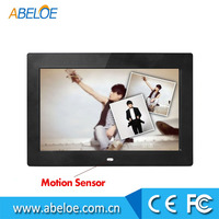2016 factory promotion 10 inch digital photo frame