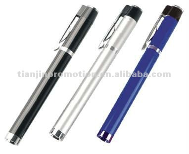LED medical pen torch