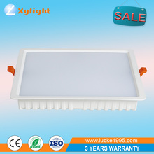 24w COB Ceiling Surface Mounted led Downlight Square Panel light Ultra thin Ceiling Lamp Kitchen Room light Dimmable