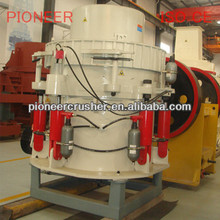 HP high quality hydraulic cone crusher With larger capacity and lower price!