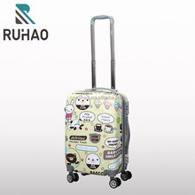 luggage trolley travel bags for adults and students