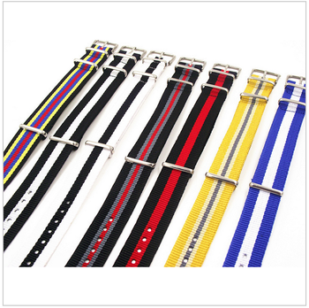NATO Nylon Watch Strap