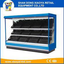 used open fruit and vegetable display cooler