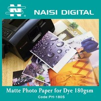 A4 inkjet matte album photo paper 220gsm