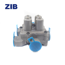 Safe reliable Truck spare parts 4 Way Protection Valve