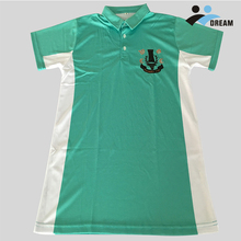 Dream Sport Custom Club Sport Polo Shirt Sublimation Cricket Shirt