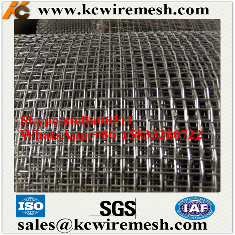 Factory!!!!!! Kangchen 18 mesh 0.21 mm galvanzied portable blue woven window screen for Southeast Asia