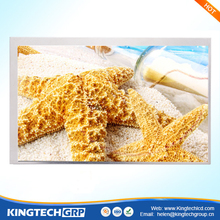 10.1 inch 1024 *600 square ir usb touch screen lcd monitor
