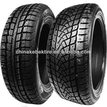 Studded winter car tire 195/65R15