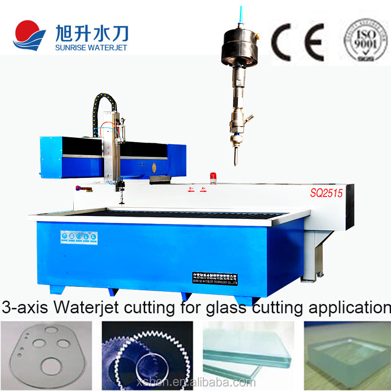 hot sale water jet cutting machine price