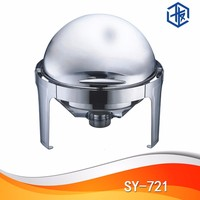Roll top 2 Quart Chafing Dish Small Food Warmer in UK