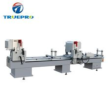High Quality Aluminum Profile Double Head Cutting Saw