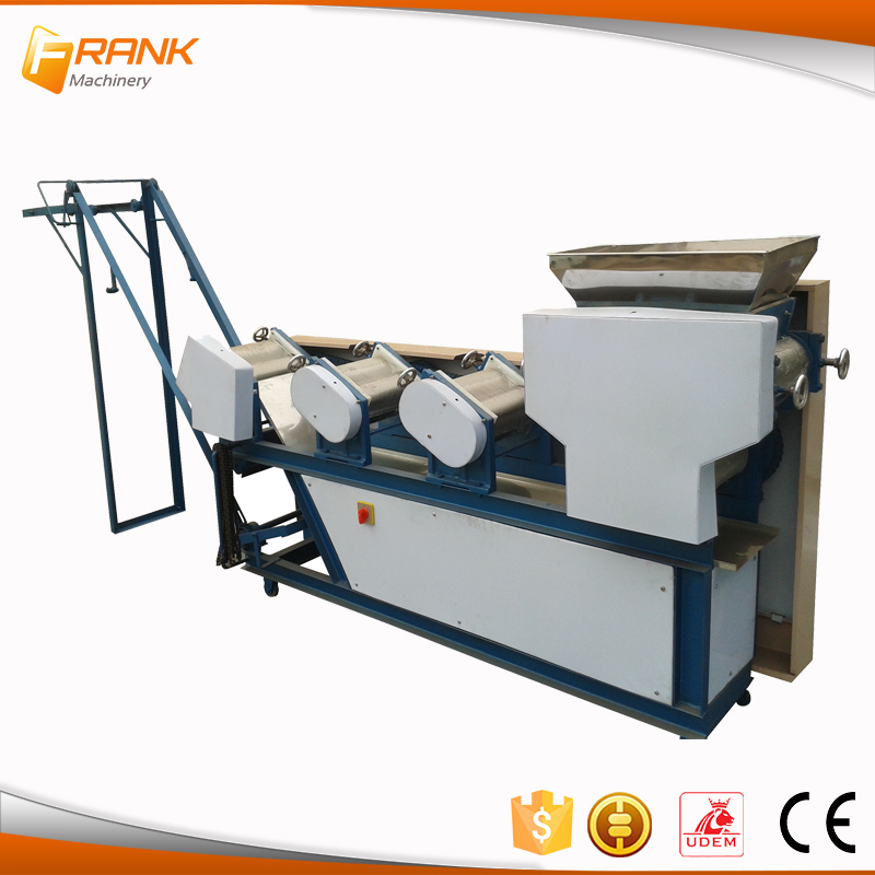 Machine for small factory noodle vegetable maker made in China