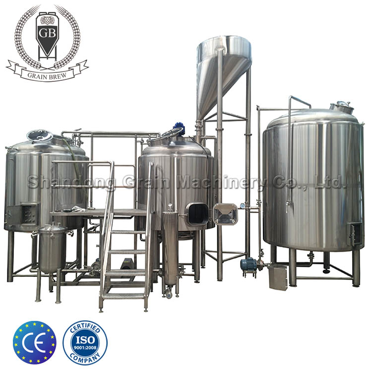 Bar Brewery Equipment with CE Certification for Liquor Store