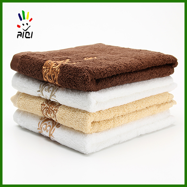 home textiles high quality kitchen cotton towel with check