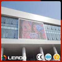 High Precision Discount hd smd p5 outdoor led video wall screen