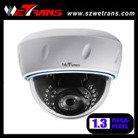 2014 HOT finding TR-HIPD225-POE HD 720P Megapixel 20m IR Dome Plastic onvif dome outdoorip camera optical