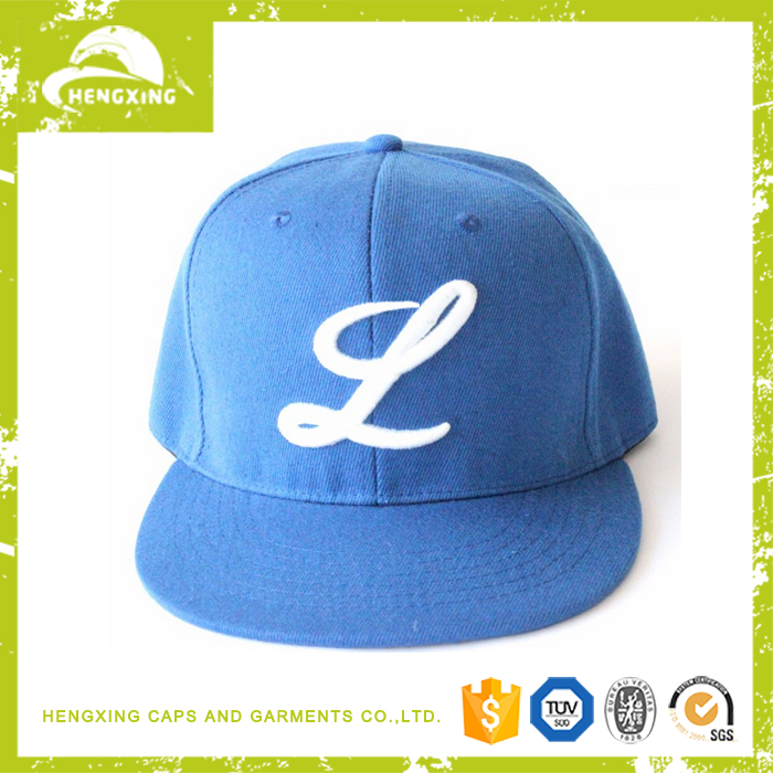 HIGH QUALITY CUSTOM 3D EMBROIDERY SNAPBACK CAPS