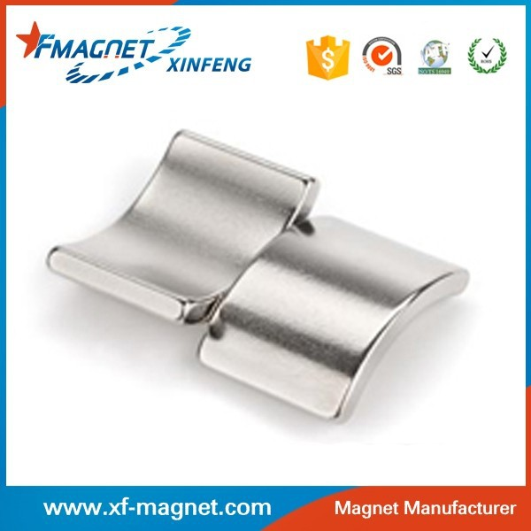Precision Arc Permanent Magnet Used Water Pump