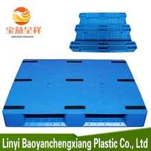 1200x1000x150mm single side steel renforced plastic pallet