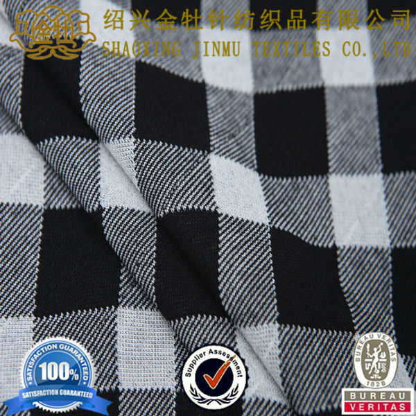TR jacquard knit fabric for cloth