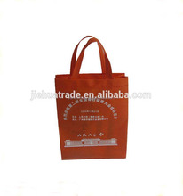 Wenzhou supplier non-woven ultrasonic laminated tote heat seal bag for shopping