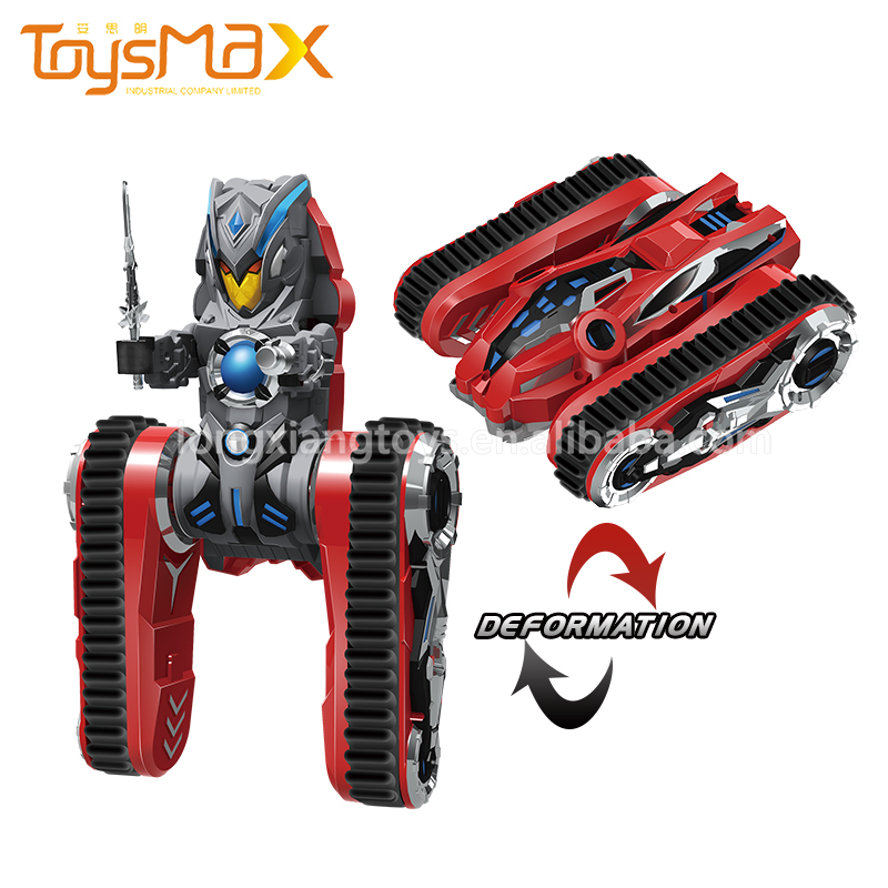 Latest Technic Self Balancing Deformation Radio Controlled Toy Cars