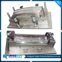 Jingxin Manufacturer Customized Motorcycle Parts Plastic Cover Plastic Injection Mould
