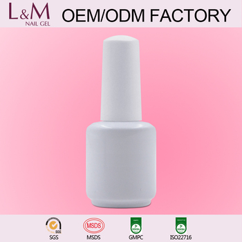 L&M Factory Art Nail Suppliers UV Gel Nail Polish OEM Brand Service
