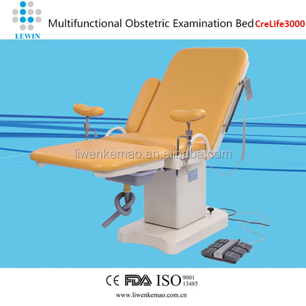 CE&ISO obstetric delivery bed Crelife 3000