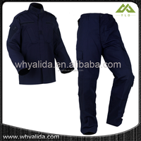 hot sale military design uniform for security guards