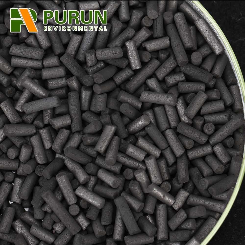 Wood based activated carbon for water treatment chemical
