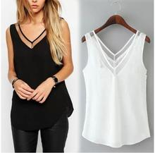 Sleeveless Special Cutting Ladies Sexy Fashion Crochet Fashion Tops
