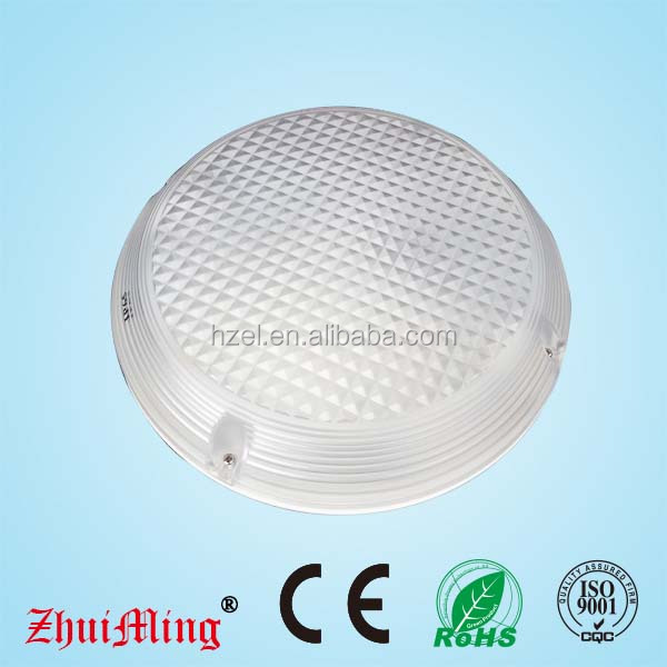IP65 waterproof high quality round LED rechargable ceiling emergency led light