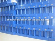 M1 20kg cast iron weights, folklift counter weights, balance weight for forklift