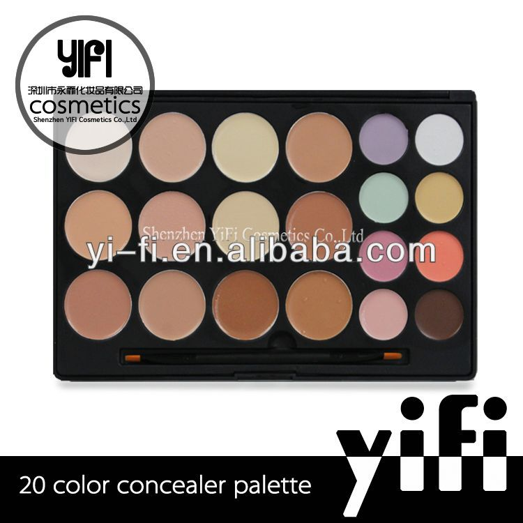 Cosmetics Distributer ! 20 Color Protect The Skin Concealer decorate box