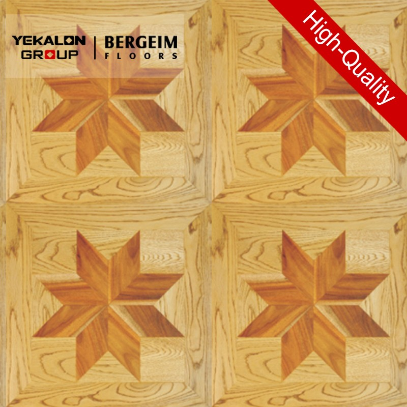 Bergeim Floors Multi-Layer Engineered Oak Herringbone Versailles Parquet Floors