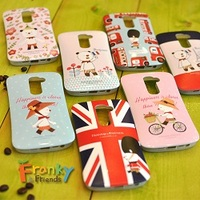 Franky&Friends Candyjell Case for G2, Galaxy note3, iphone5/5s,