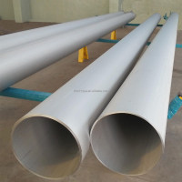 Stainless Steel Welding Pipe Sewage Pipe