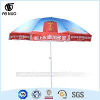High Quality Useful Blackout Advertising Umbrella Sun-proof