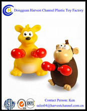 Promotion 3d cheap good quality vinyl plastic toys ,OEM & ODM eco-friendly toy made in china