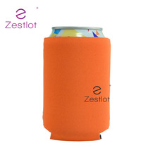 OEM Non Woven Juice Wine Bottle Custom Beer Can Cooler Bag