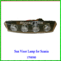 LED Type Sun Visor Lighting suitable for Scania Truck 1798980