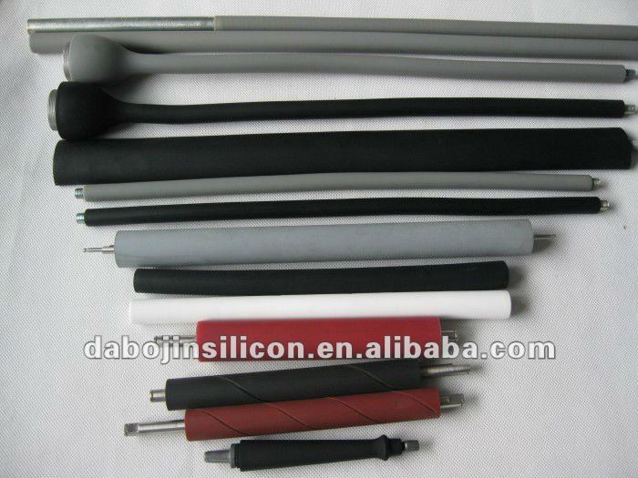 Rubber Coated Product /silicone coated gooseneck flexible metal hose