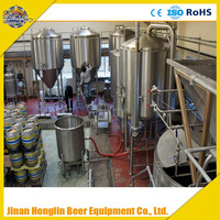 5hl Brewery System 5bbl Stainless Steel