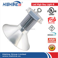 ruud lighting high lumen 100w LED industrial high bay lighting