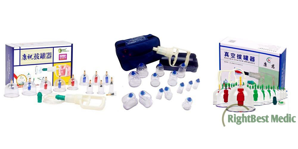 Laser cupping Laser Acu-cupping for Slimming Machine, laser acupuncture+cupping+magneto therapy 3 in 1 machine with 16 cups